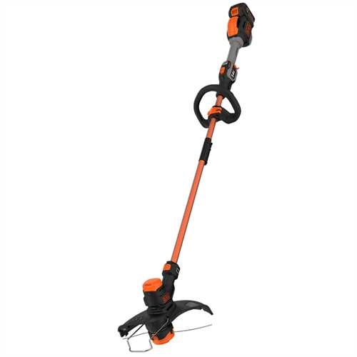 Black and Decker - 54V DUALVOLT LithiumIon EASY FEED gresstrimmer 33cm - STC5433PC
