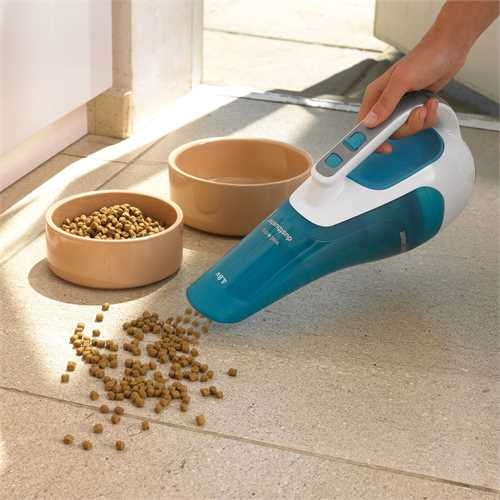 Black and Decker - Hndstvsuger 48 V Dustbuster Wet  Dry - WD4810N